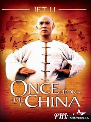 Phim Hoàng Phi Hồng - Once Upon A Time In China (1991)