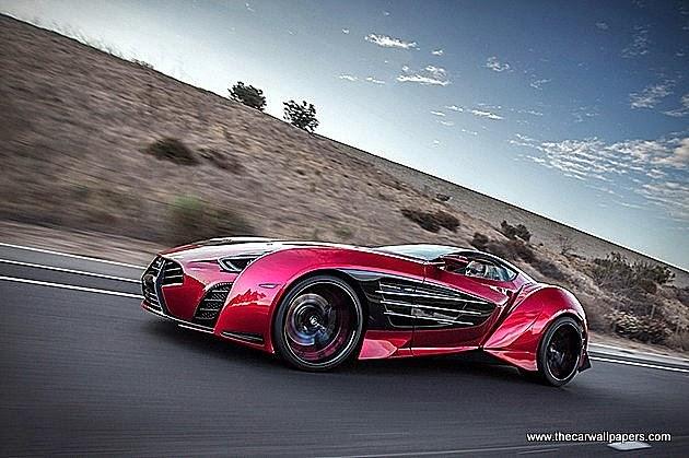Laraki Epitome Super Car