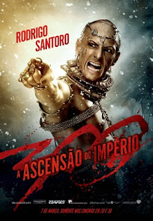 Filme Poster 300 - A Ascensão do Império WEBRip XviD Dual Audio & RMVB Dublado