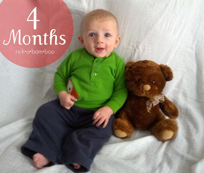 Baby Thor is 4 months old | rick•a•bam•boo