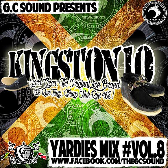 Yardies Mix Vol.8 - Kingston 10