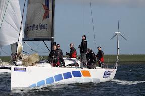 J/111 sailing van uden reco regatta