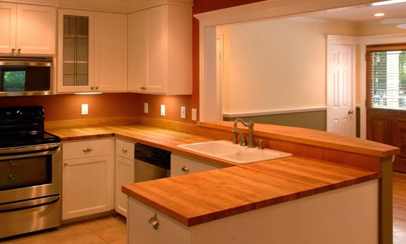 pros and cons of butcher block countertops