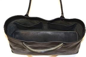 кожаная сумка ручной работы art № 149