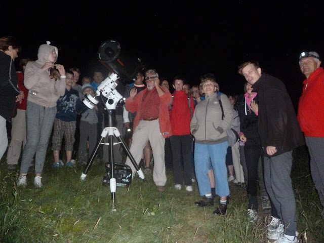 Noć pod zvijezdama na Japetiću