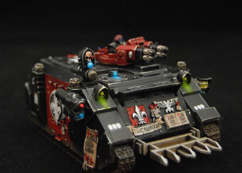Adepta Sororitas / Inquisition Army Commission SOB_Immolator_06