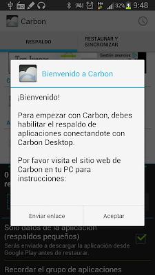 Carbon Backup 10