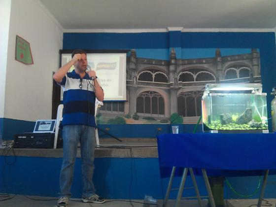 II EAZO – Encontro de Aquarismo da Zona Oeste