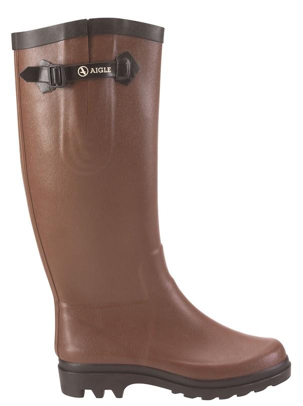 *AIGLE法國經典膠靴:百年工藝製作過程完整大公開! 4