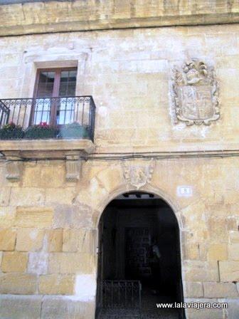 Palacio de los Paternina, Labastida