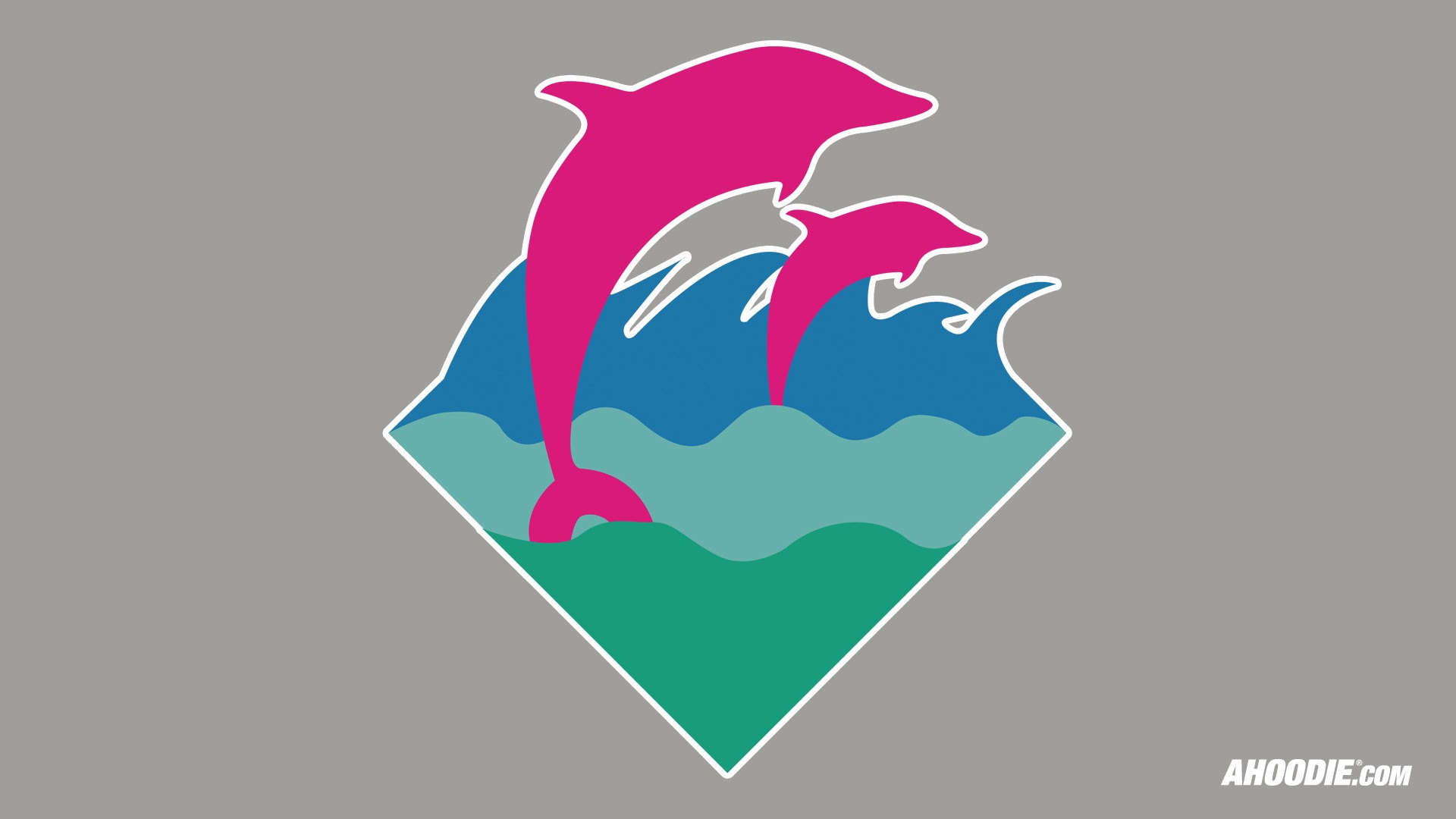 pink dolphin clothing wallpaper - photo #2