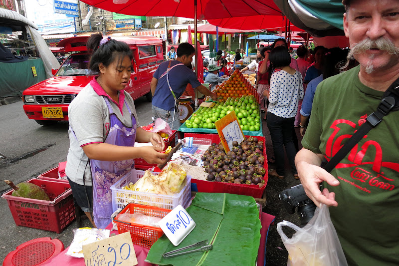 Kevin near Warorot Market