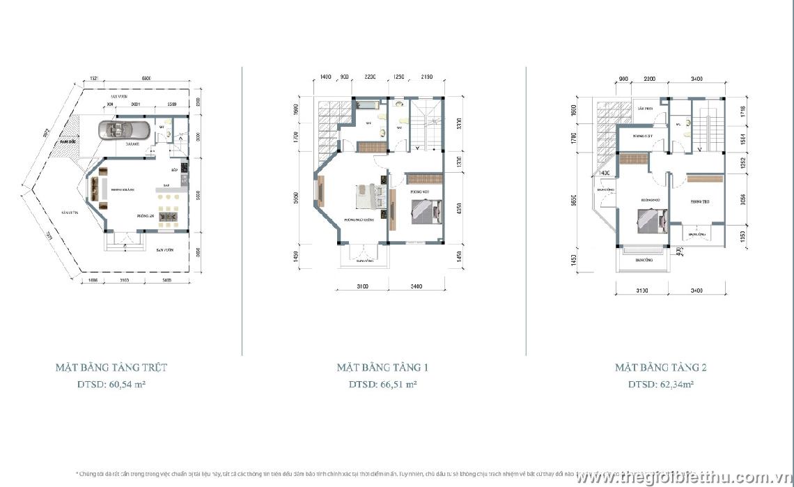 Hoja Villa - Dự án Biệt thự Hoja Villa, Quận 9