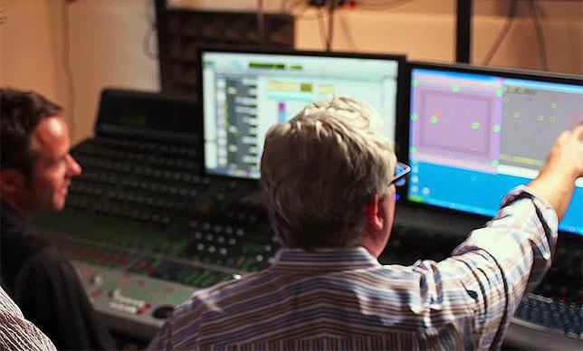 Postproducción de Dolby Atmos