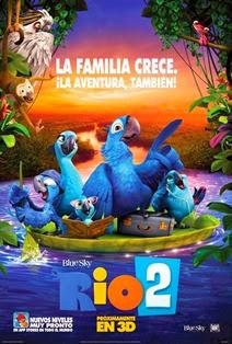 Ver Río 2(2014) Online