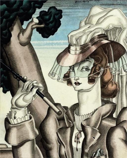 Jean Dupas - The Riding Crop