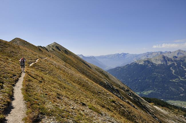 Traversée des Alpes, du lac Léman à la Méditerranée Gr5-mont-blanc-briancon-crete-peyrolle-2