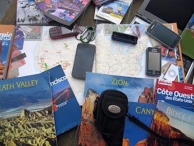 Guides papier ou Guides numériques?