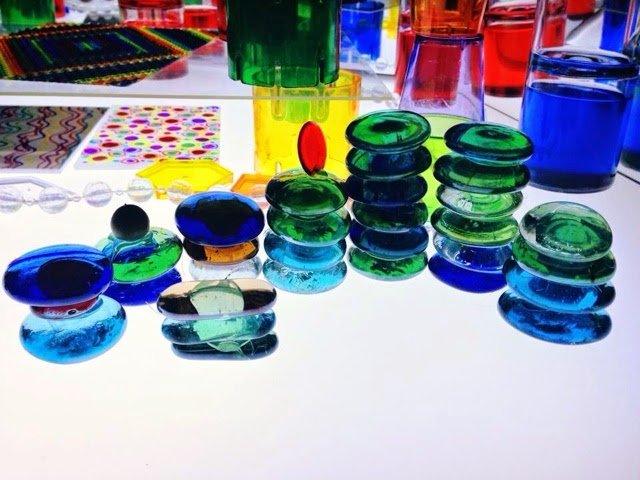 light table crafts for kids