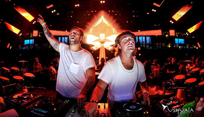 Following up on their success, Axwell & Ingrosso delivered three singles in , though it was their Kid Ink collaboration