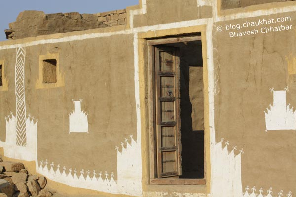 Kuldhara Village in Jaisalmer - Rebuilt House