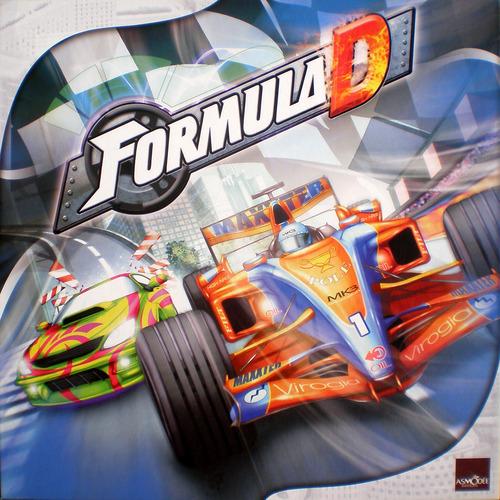 Igranje Formule D