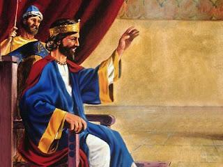 Resgatado pelo rei