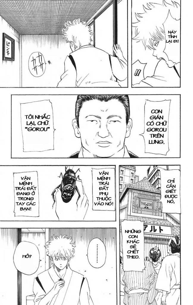 Gintama Chap 47 page 13 - Truyentranhaz.net