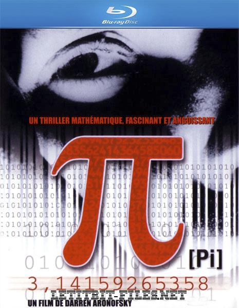 Пи / Pi (1998) BDRip 720p + HDRip