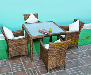 DINING SET-MT224