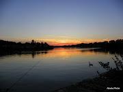Un été pêche à Neuville sur Saône