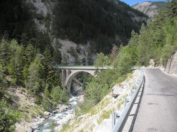 Pont sur le Bachelard