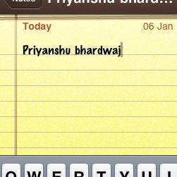 Priyanshu Bhardwaj Photo 2