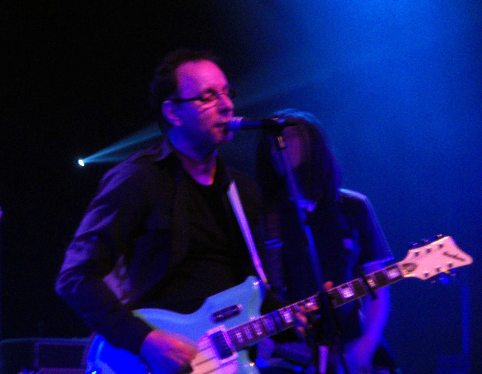 Cool Music Central: Wire, live @ Gagarin 205 (Athens, March 13, 2011)