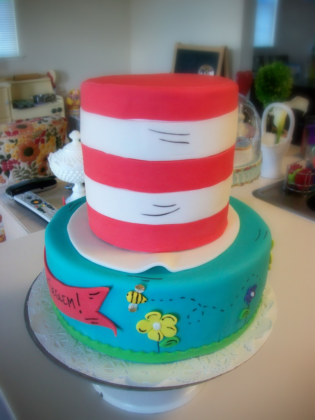 Alena s Sweets Dr Seuss Baby Shower