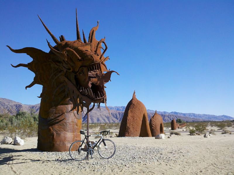 San Diego Christmas Ride • Borrego Springs