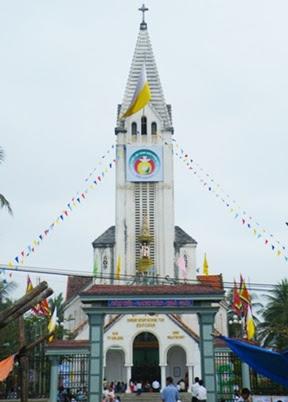 Giáo xứ Phú Yên - Xóm Tân An - An Hòa - Quỳnh Lưu - Nghệ An