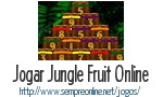 Jogo Jungle Fruit Online