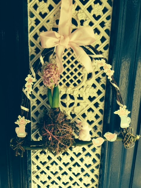 Decoratie voor de Pasen