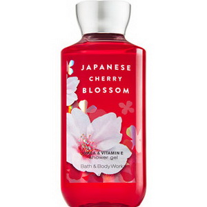 Sữa tắm Bath and Body Works Japanese Cherry Blossom Gel của Mỹ