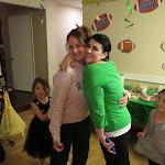 Laryssa and Mila