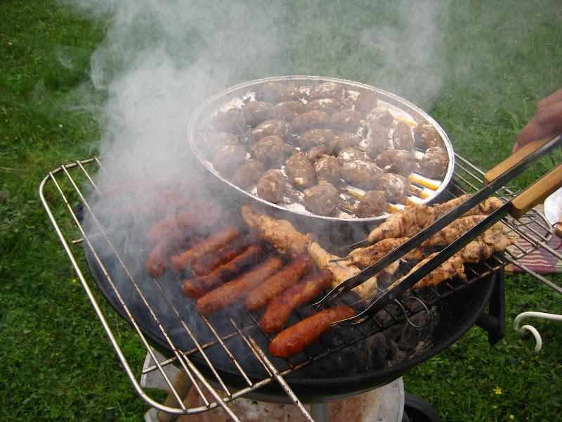 BBQ oriental