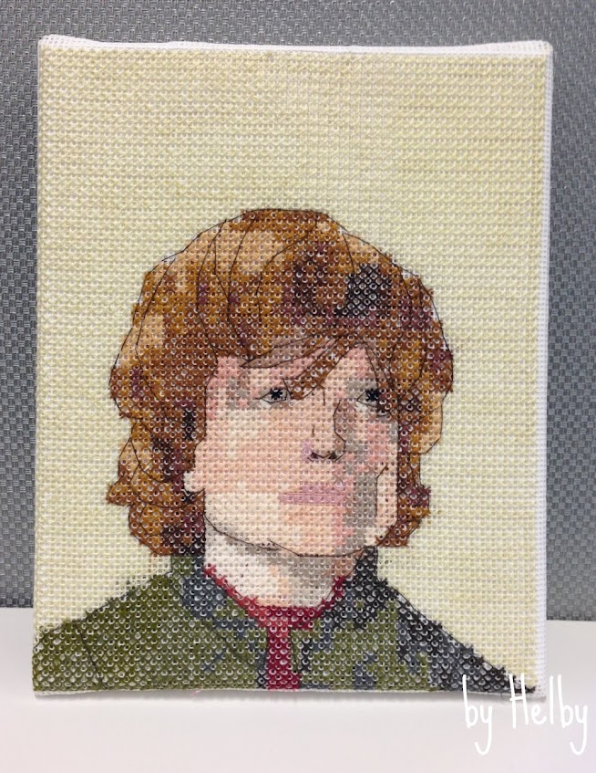 Tyrion portrait stitch