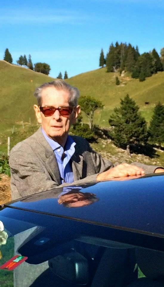 Regele Mihai I al României la 93 de ani