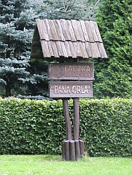 Goleniów park