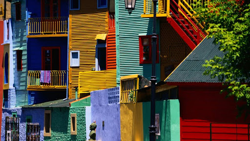 Colorful Apartments, Buenos Aires, Argentina.jpg