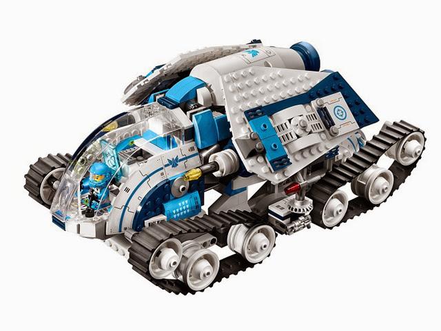 70709 レゴ ギャラクティック・タイタン