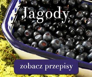 Przepisy z jagodami