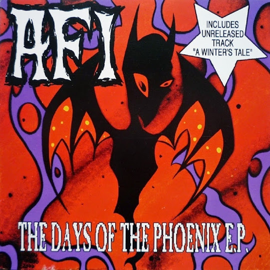 AFI - The Days Of The Phoenix