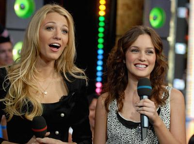 Blake Lively and Leighton Meester - Page 5 On-trl